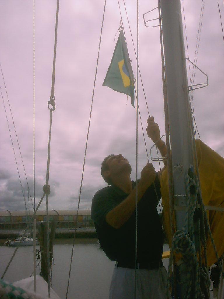 Equipier pour traverser les océans en voilier
